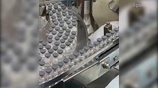 Производство российской вакцины Спутник V в Аргентине
