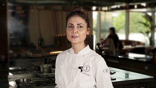 الشيف الفرنسية جيسيكا بريالباتو صاحبة لقب أفضل طاهية حلويات في العالم