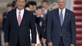 ABD ve Çin devlet başkanları