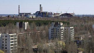 تحولت تشرنوبيل الأوكرانية إلى مدينة أشباح مع مرور الزمن