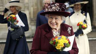 Königin Elizabeth II., Archivbild vom 12. März 2018.