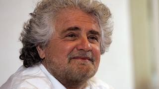 The Five Star Movement, founded by comedian Beppe Grillo, received the most votes in Italy's last general election.