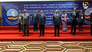 Summit of Heads of States in Angola focuses on political crisis in C.A.R