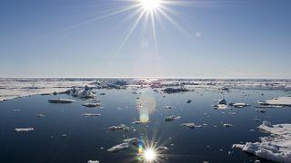 Az állandó jég olvadása kritikus mértékűvé vált