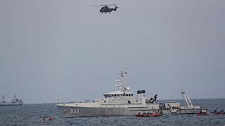 نیروی دریایی اندونزی؛ عکس تزئینی است