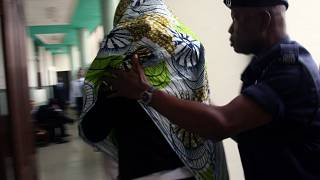 Free at last!: Ghana actress who posted nude photo freed on bail