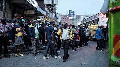 Kenya's police crack whip on curfew violators elicits mixed reactions