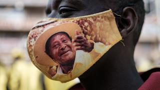 Holding on to power: Africa's longest-serving leaders