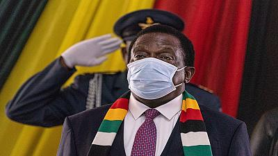 Zimbabwe MPs approve bill allowing the president to appoint VP directly