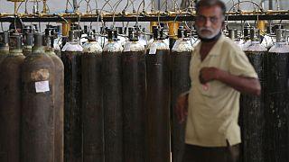 Covid-Rekorde in Indien - Paris verhängt Quarantäne