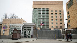 سفارت ایالات متحده آمریکا در مسکو