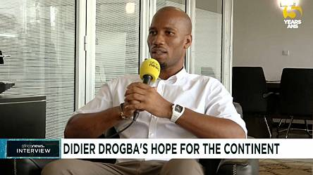 Didier Drogba: We can have a stable Africa [Exclusive]