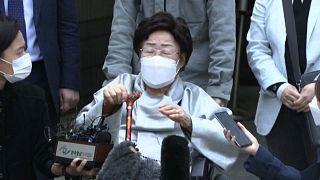 Корейский суд не поддержал иск женщин против Японии