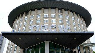 دفتر سازمان منع سلاحهای شیمیایی در هلند