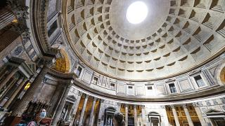 L'oculus del Pantheon