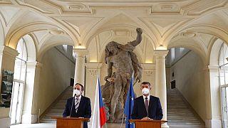 Ответ Москвы на ультиматум Праги