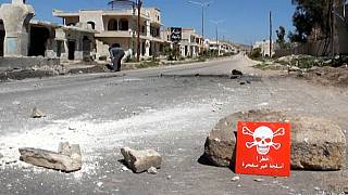 Giftgas in Syrien