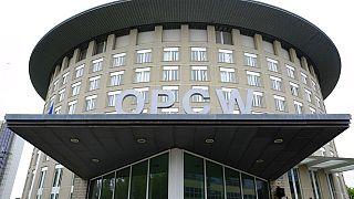 Штаб-квартира ОЗХО в Гааге