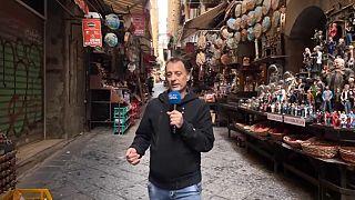 Reportage da San Gregorio degli Armeni