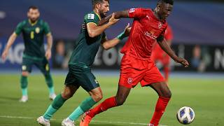 Kenya's Olunga nets second hat-trick for al Duhail