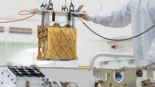 موکسی، دستگاه تبدیل دیاکسیدکربن به اکسیژن در کره مریخ