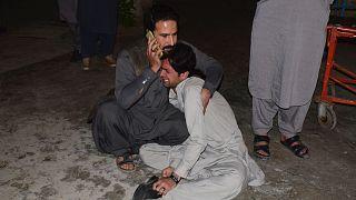 Pakistan'da bir otelin otoparkında patlama meydana geldi