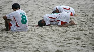 تصویر از جام جهانی فوتبال ساحلی ۲۰۰۷ برزیل