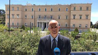 Ο Νίκος Δένδιας στο euronews