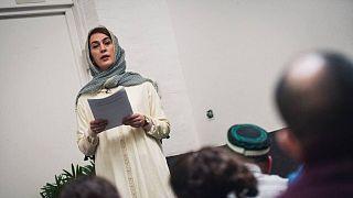 کهینه بهلول، نخستین امام جماعت زن در فرانسه