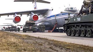 پایان مانور نظامی روسیه در کریمه