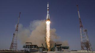 Felbocsátják a Szojuz MSz-18 orosz űrhajót a bajkonuri űrközpontból április 9-én