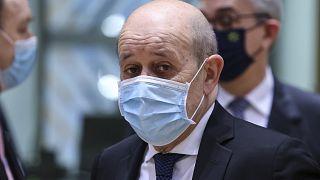 لودريان: فرنسا تفرض قيوداً على دخول شخصيات لبنانية تعرقل العملية السياسية في لبنان
