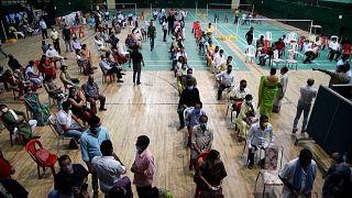 هند با ۳۱۵ هزار مبتلای روزانه به کرونا رکورد جهانی بیشترین ابتلا در یک روز را ثبت کرد