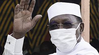 Chad: Funeral ceremony underway for slain President Déby