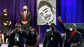 El entierro del joven Daunte Wright se convierte en un alegato por una reforma policial en EEUU