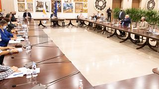 Επιστημονική Συμβουλευτική Ομάδα για τον κορωνοϊό Προεδρικό Μέγαρο, Λευκωσία,