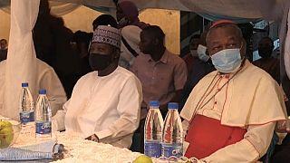 Nigerian Cardinal donates Ramadan food to Abuja Muslims