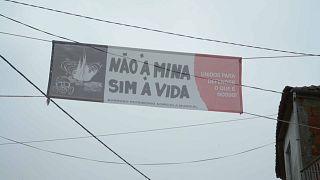 População de Barroso contra a exploração mineira local