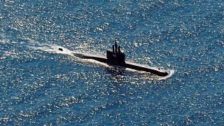 جستجو در آبهای شمال اندونزی برای یافتن یک زیردریایی مفقود شده