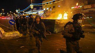 Doğu Kudüs: İsrail polisinin müdahalesinde 105 Filistinli yaralandı