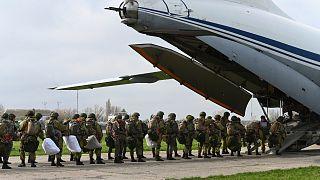 Rússia anuncia retirada de tropas junto à fronteira com a Ucrânia