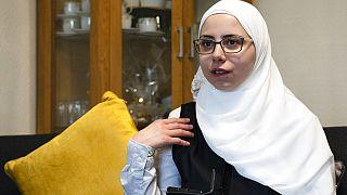 Danimarka'nın sınırdığı etmek istediği isimlerden Suriyeli Faeza Satouf