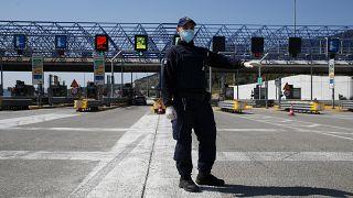 Ελλάδα - Έλεγχοι στις μετακινήσεις