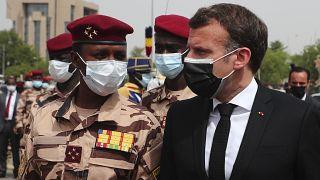 Les obsèques d'Idriss Déby au Tchad