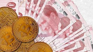 A slump in the Turkish lira led to more Turks turning to cryptocurrencies like Bitcoin.