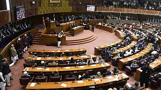 Pakistan Parlamentosu / İslamabad