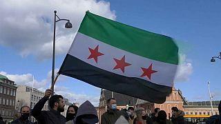 Сирийцев просят вернуться в Дамаск