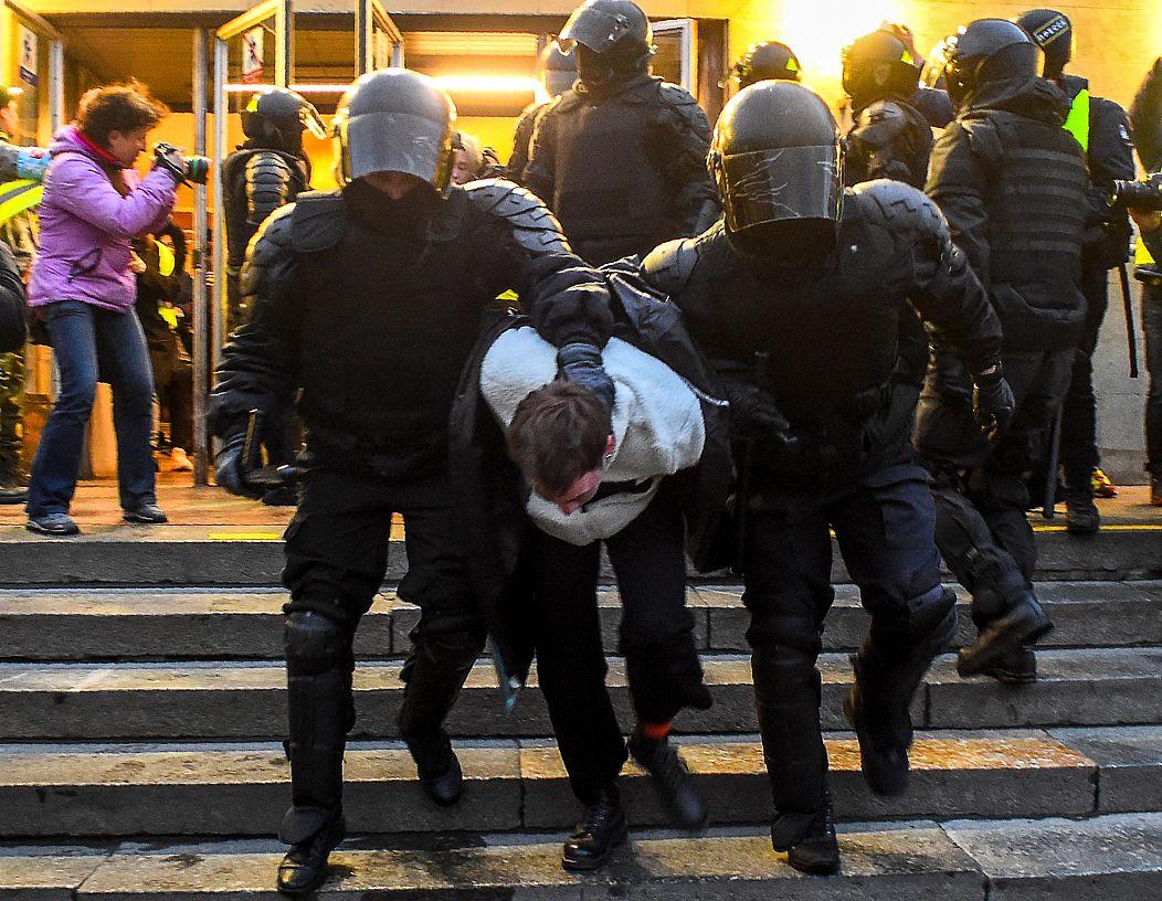 Olga Maltseva/AFP