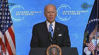 Biden: Az USA vezető szerepet vállal a klímavédelemben