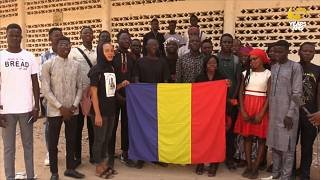 Chadian students in Cameroon pay tribute to Deby, express concern for families back home